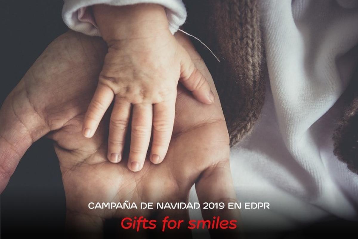 Campaña de Navidad 2019 - Regalos por sonrisas España
