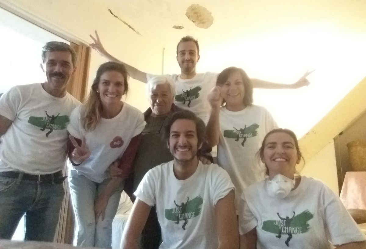 Voluntariado de Reabilitação - Porto, 23.04.2019