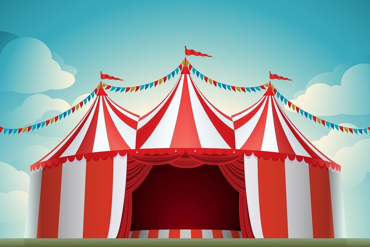 Crianças especiais e a magia do circo