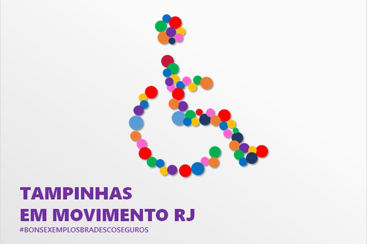 TAMPINHAS EM MOVIMENTO RJ