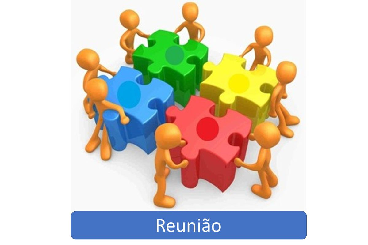 Reunião do Comitê de Voluntariado