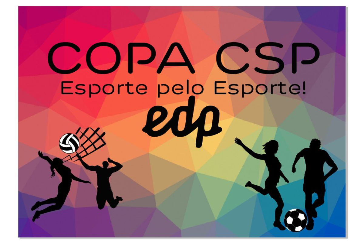 COPA CSP - ESPORTE PELO ESPORTE