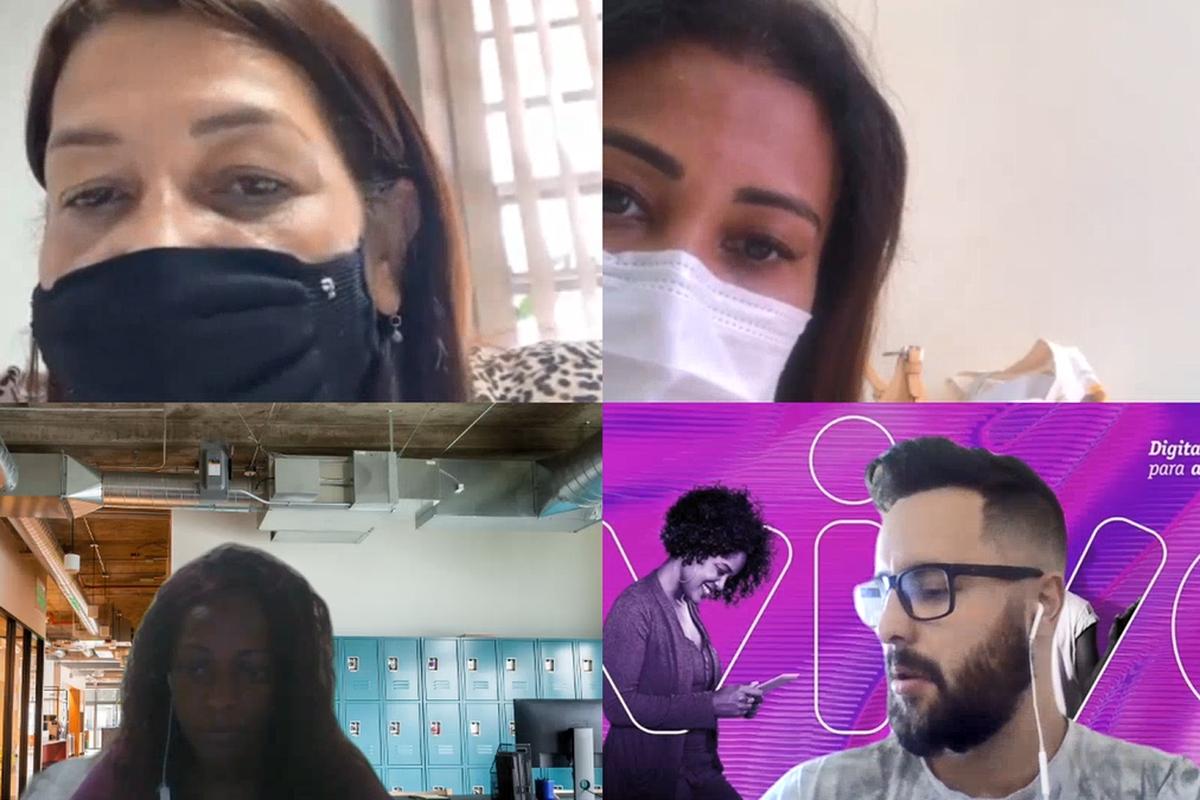 SP - Consultoria Carisma para Bazar Social AHPAS