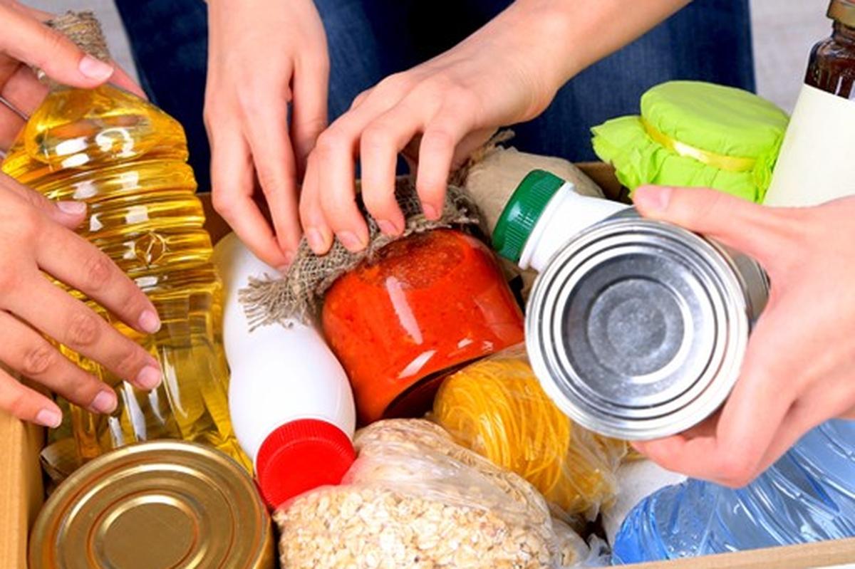 Campanha de Doação de Alimentos- Litoral SP