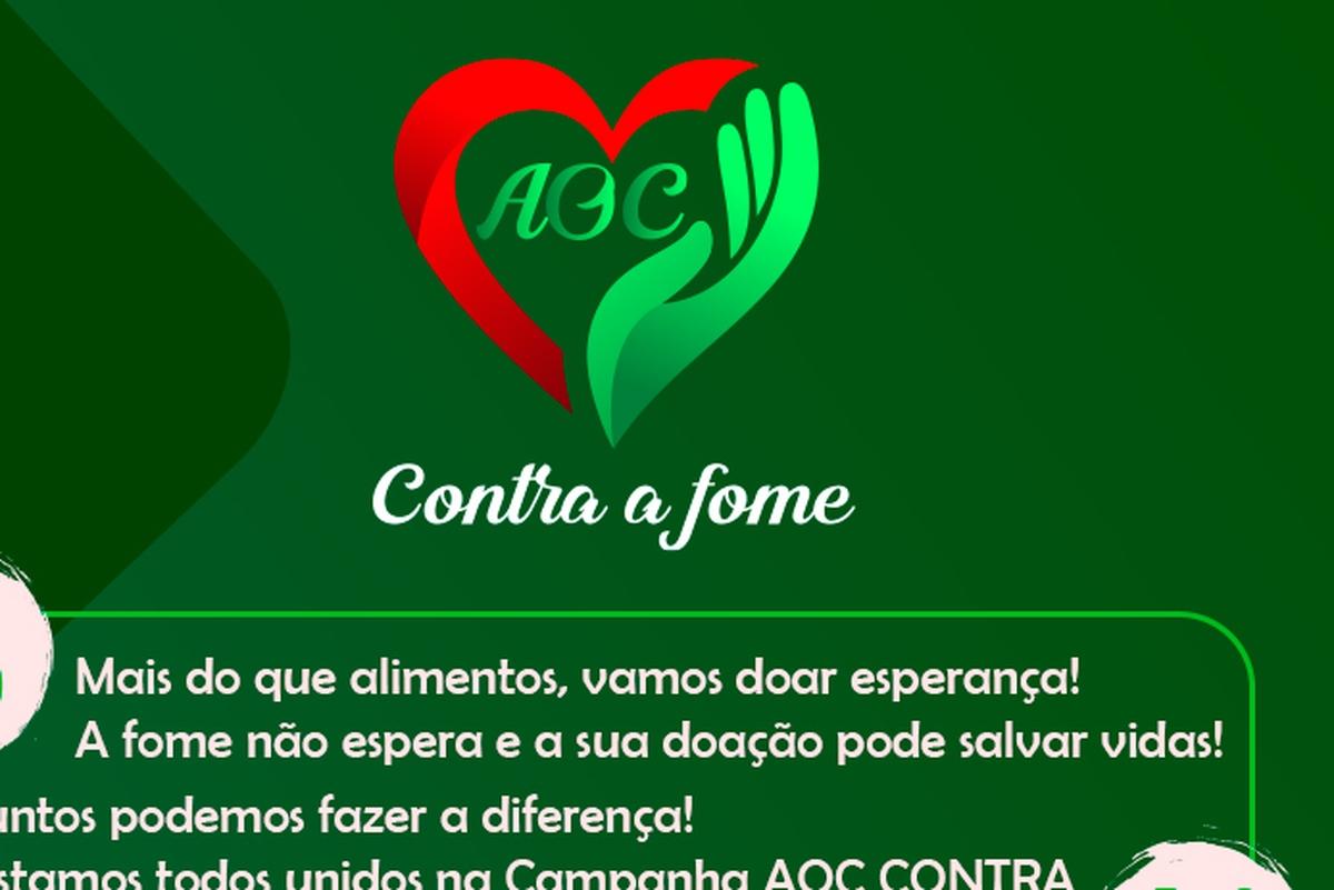 AOC  CONTRA A FOME 2021 - Fase 1