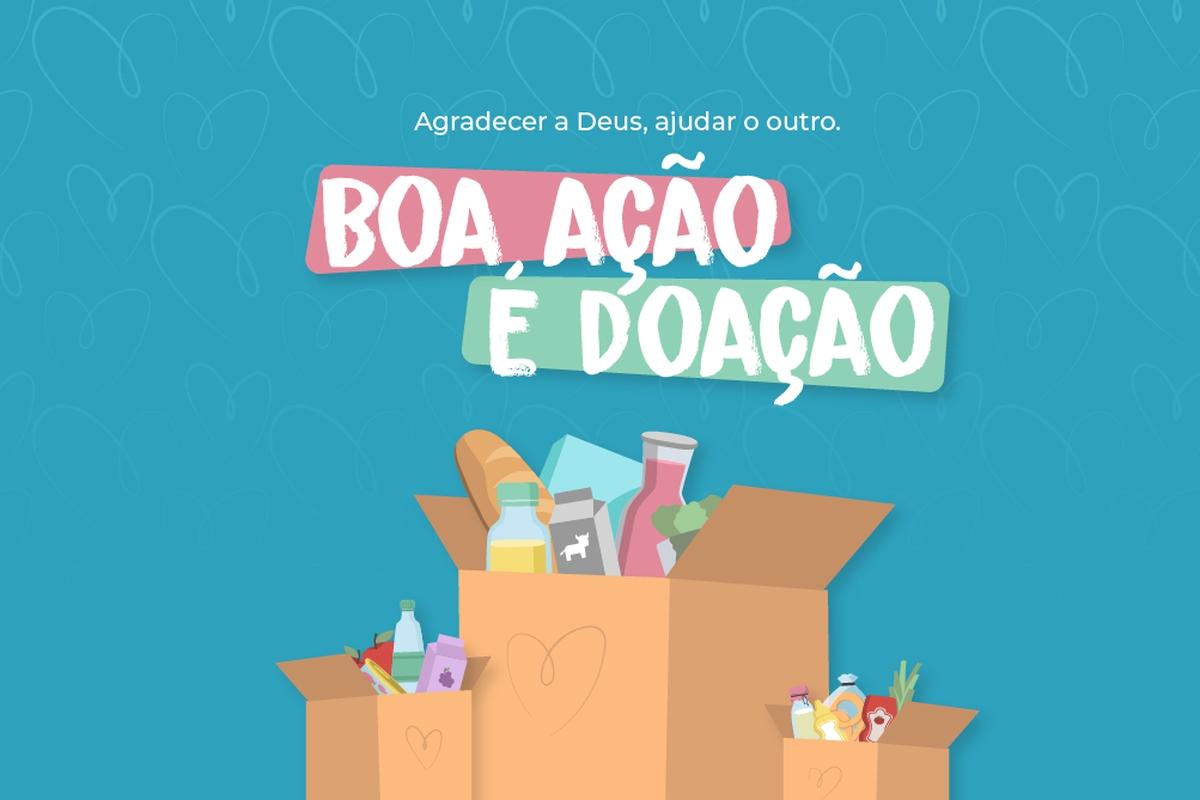 CAMPANHA SOLIDÁRIA PARA ARRECADAÇÃO DE CESTAS BÁSICAS -AJURE MG