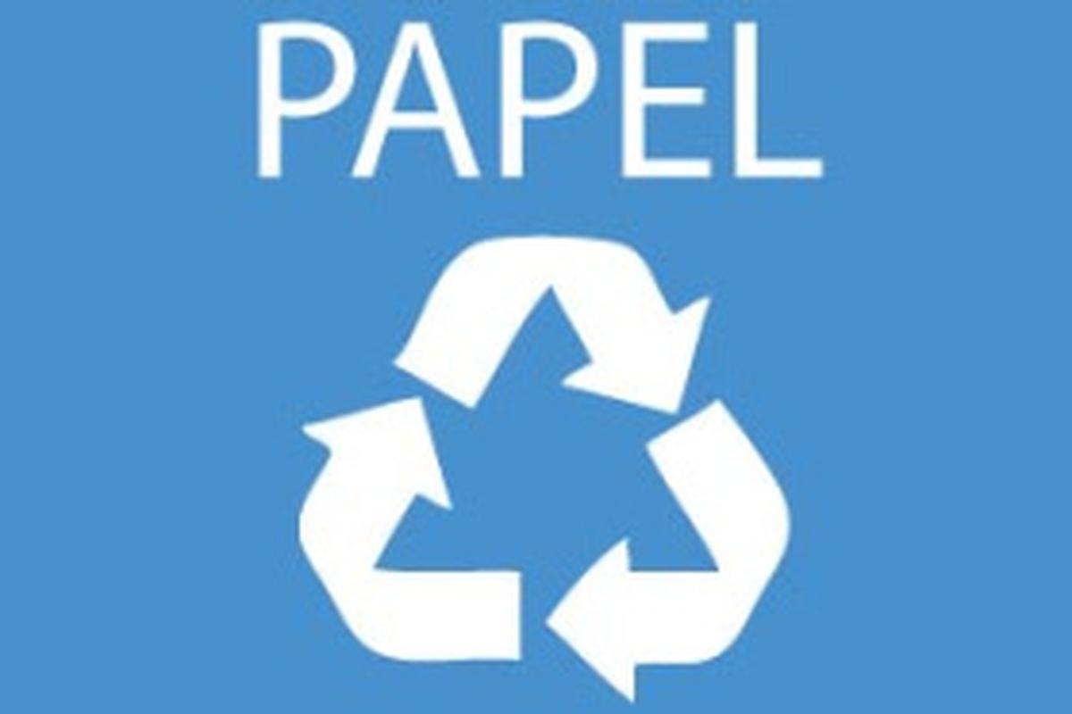 Descarte de papéis para reciclagem - Arrecadação de valores