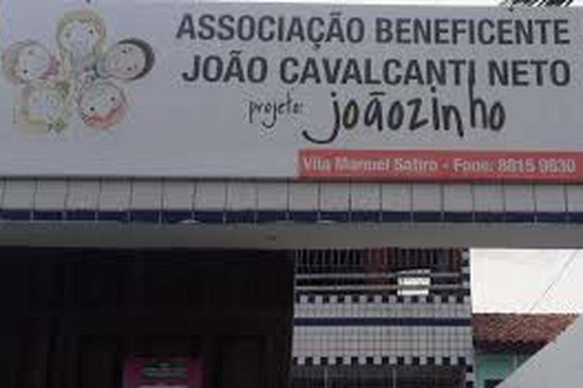 Doação de recursos financeiros ao Projeto Joãozinho