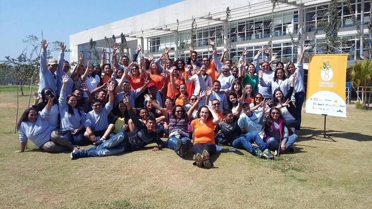 Oportunidade de trabalho voluntário no Encontro de Representantes Vaga Lume - São Paulo (SP)