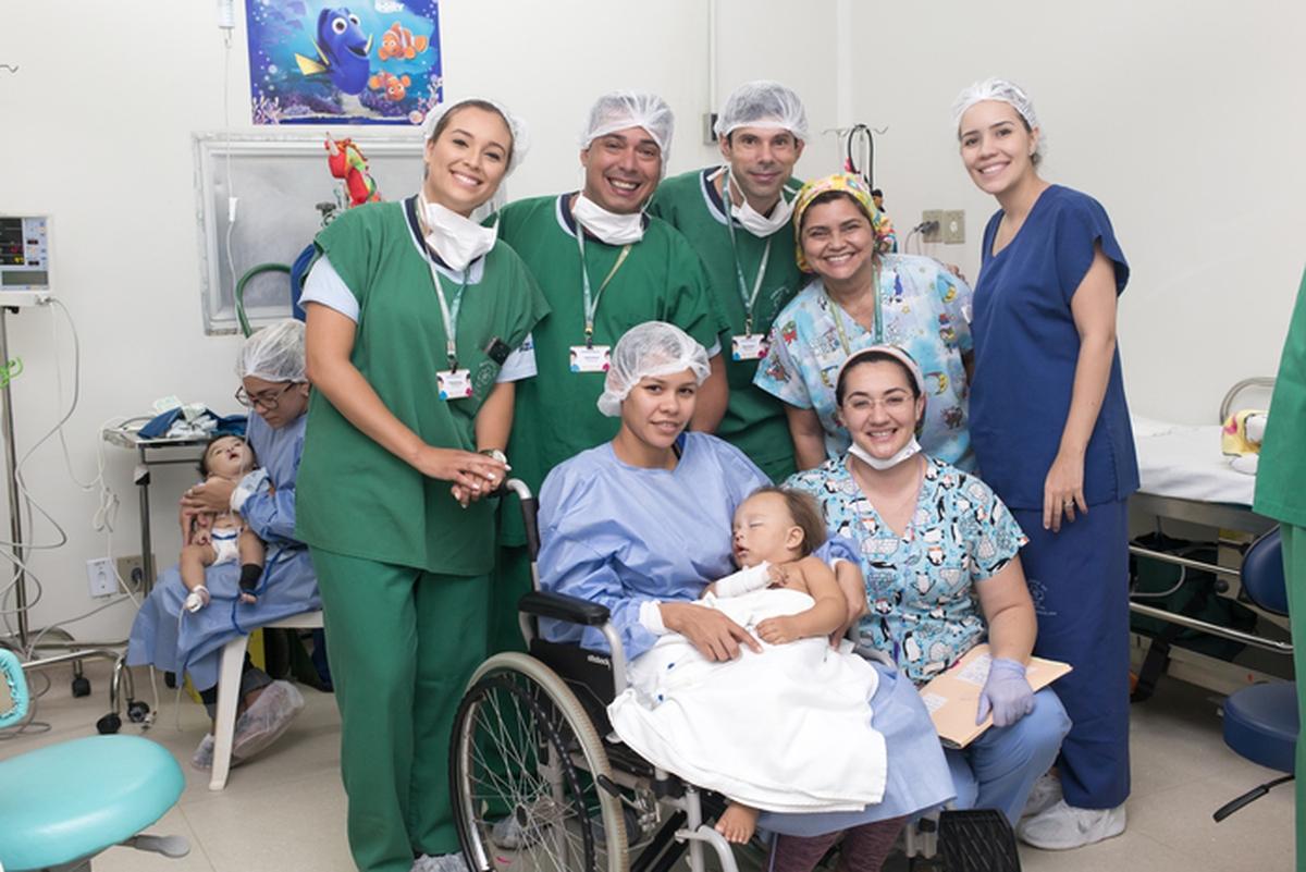 Missão da Operação Sorriso em Porto Velho/RO