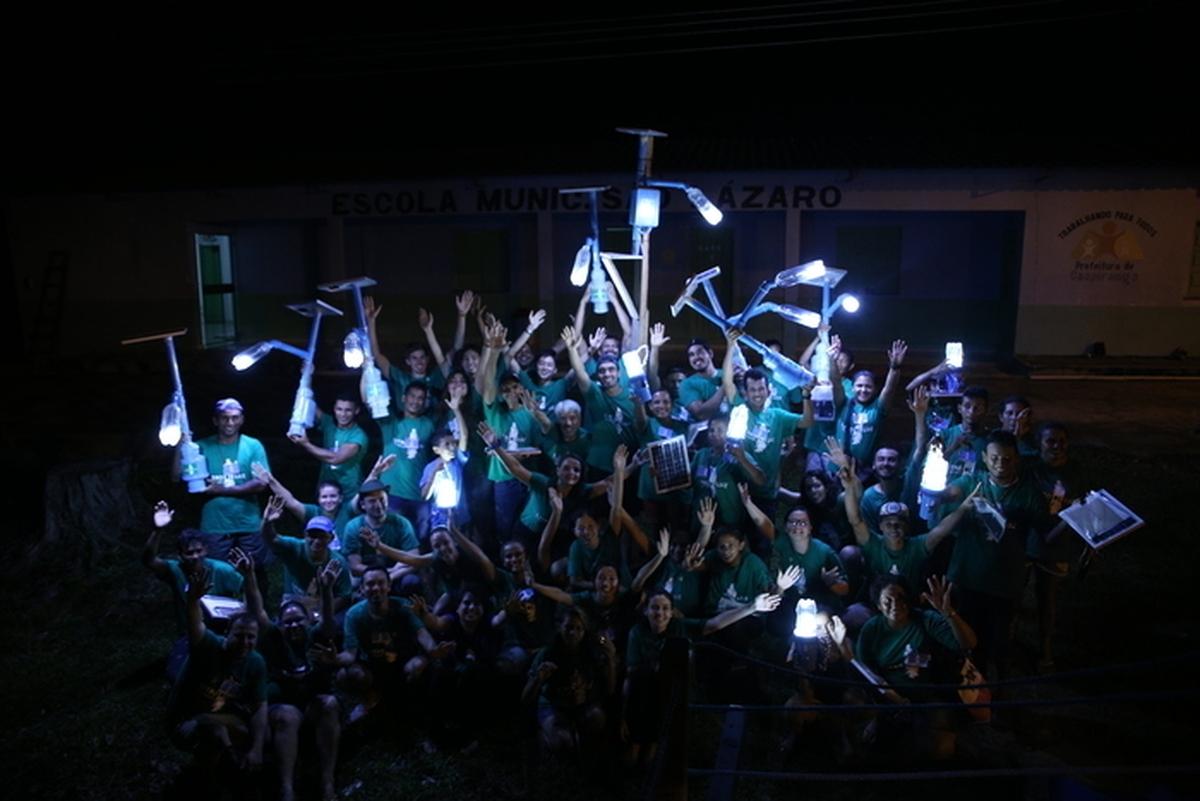 Missão Litro de Luz - Vila Moraes (São Bernardo do Campo/SP)