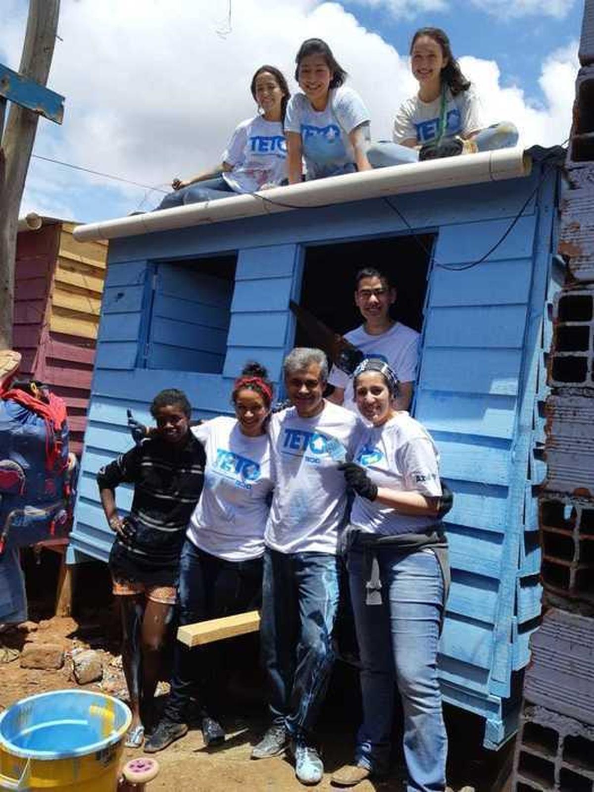 Missão Teto em Osasco/SP - Construção de Casas