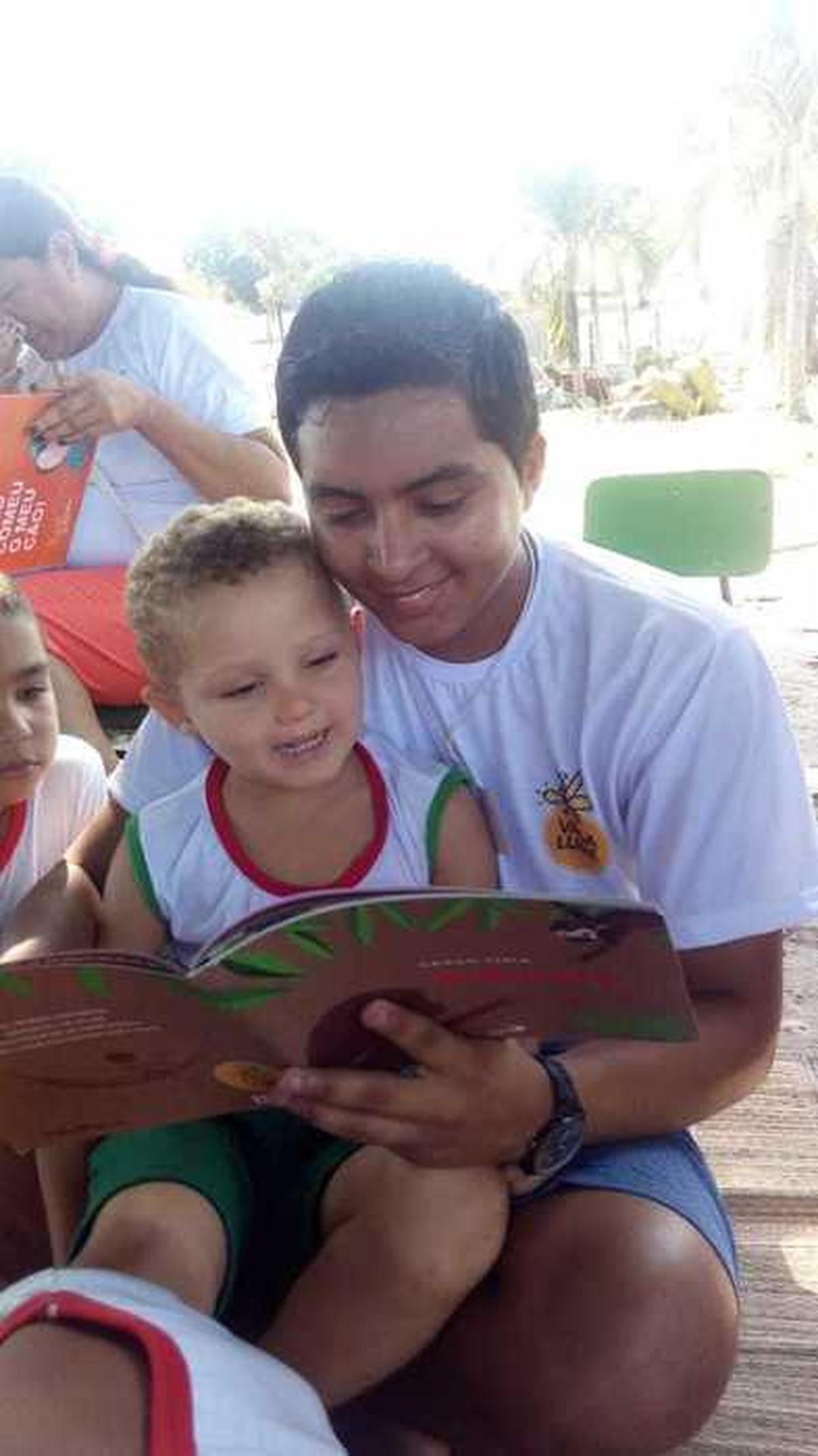 Oportunidade de trabalho voluntário no Encontro da Vaga Lume - Soure (PA)