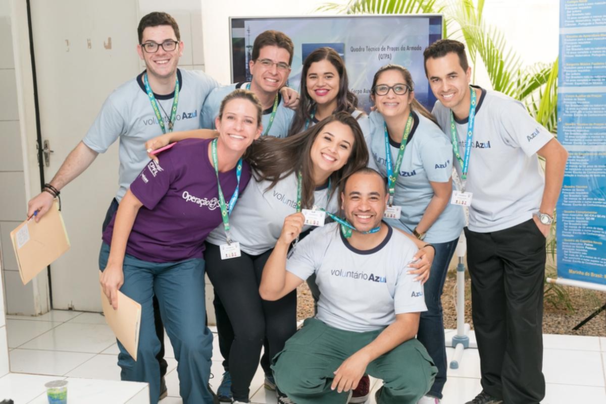 Missão da Operação Sorriso em Porto Velho/RO 2018