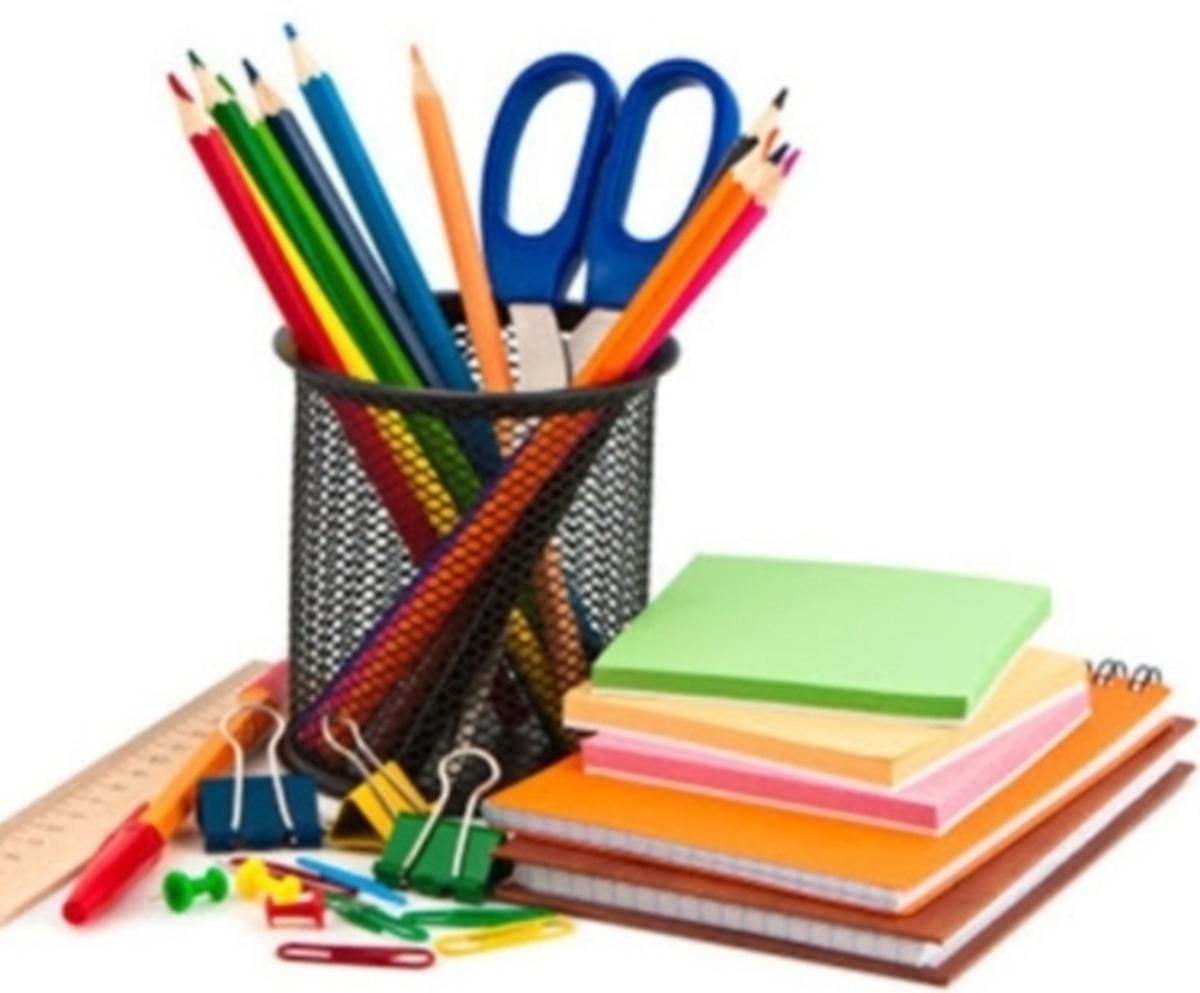 Arrecadação de materiais escolares em CXJ - 2019