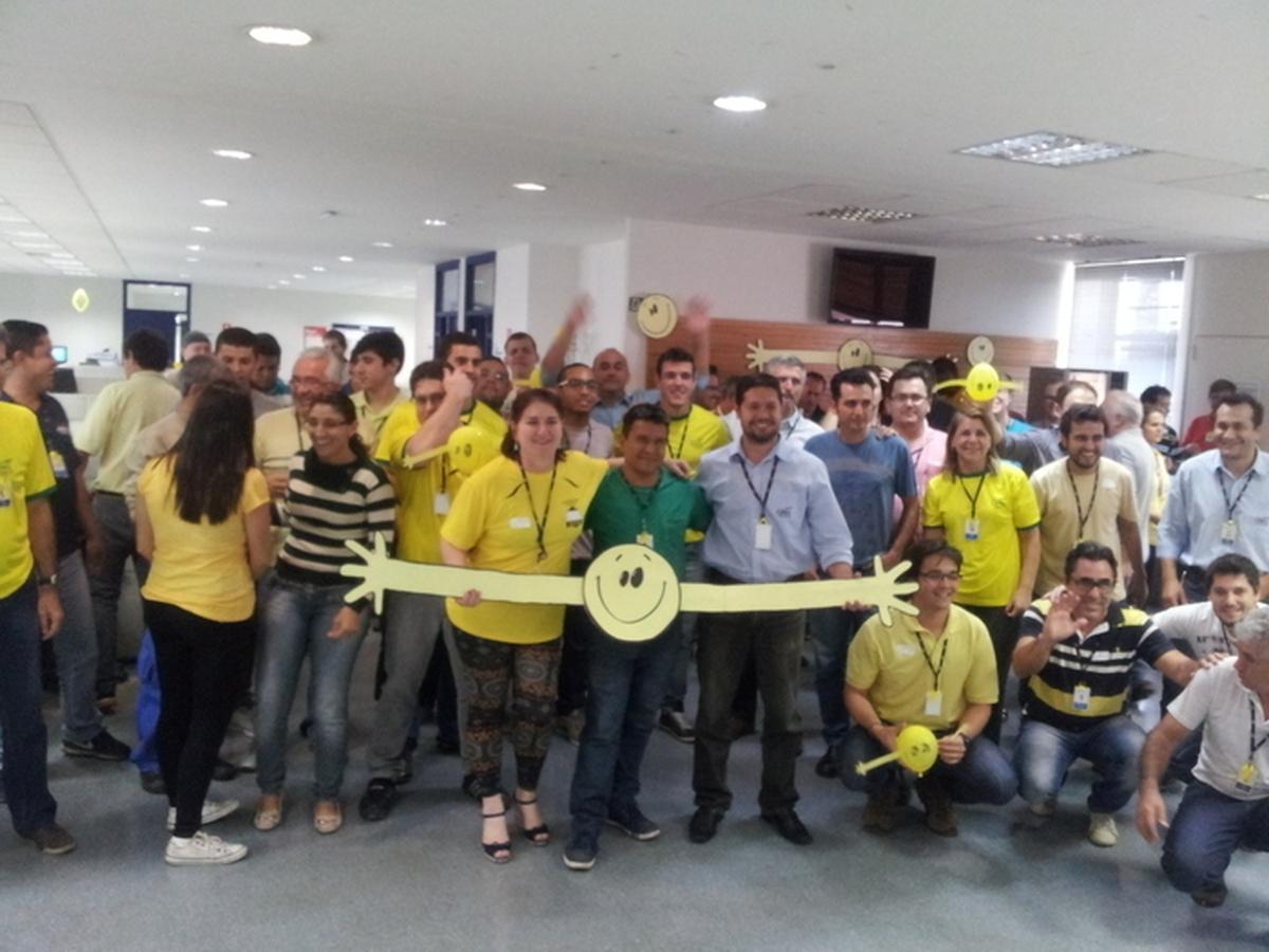 Organização das Equipes Regionais de Voluntariado 2016