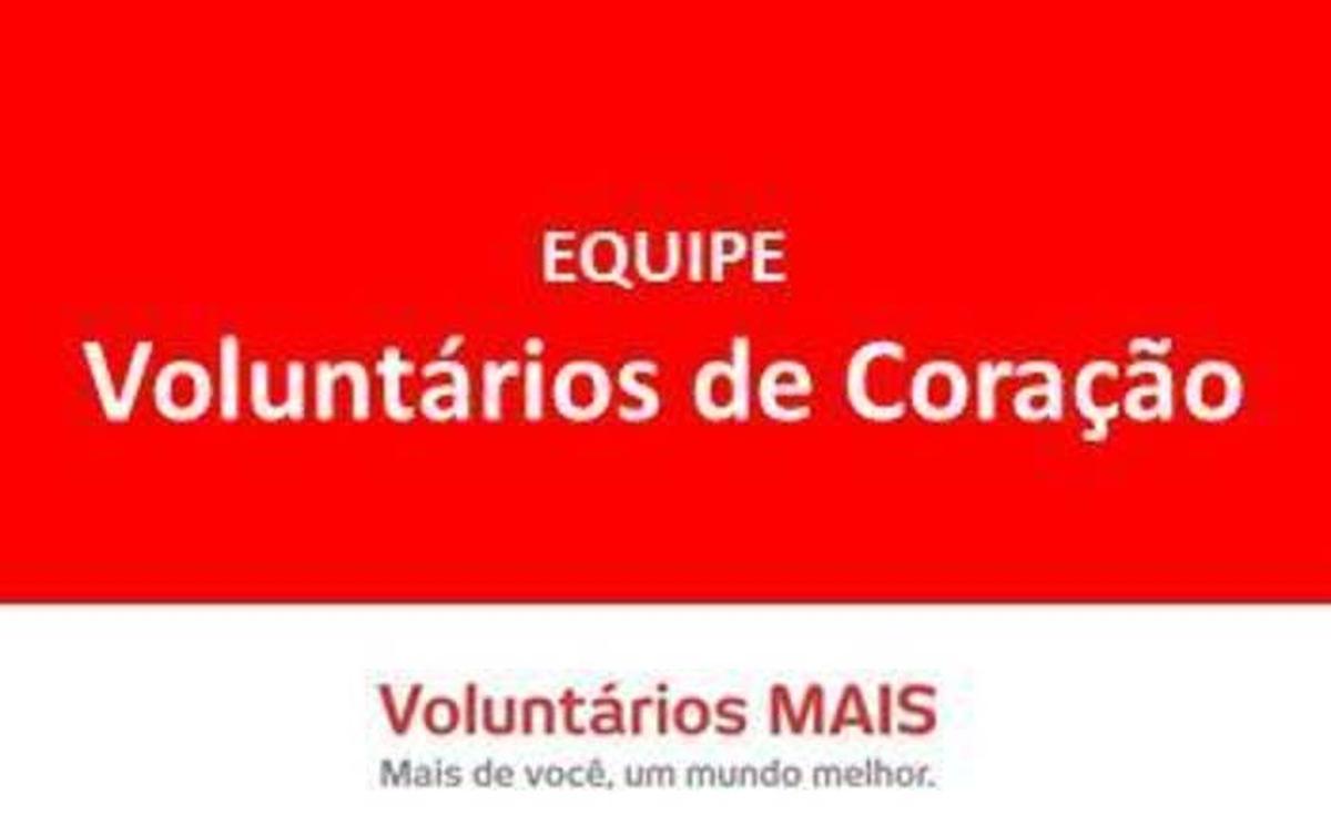 Voluntários de Coração 2016