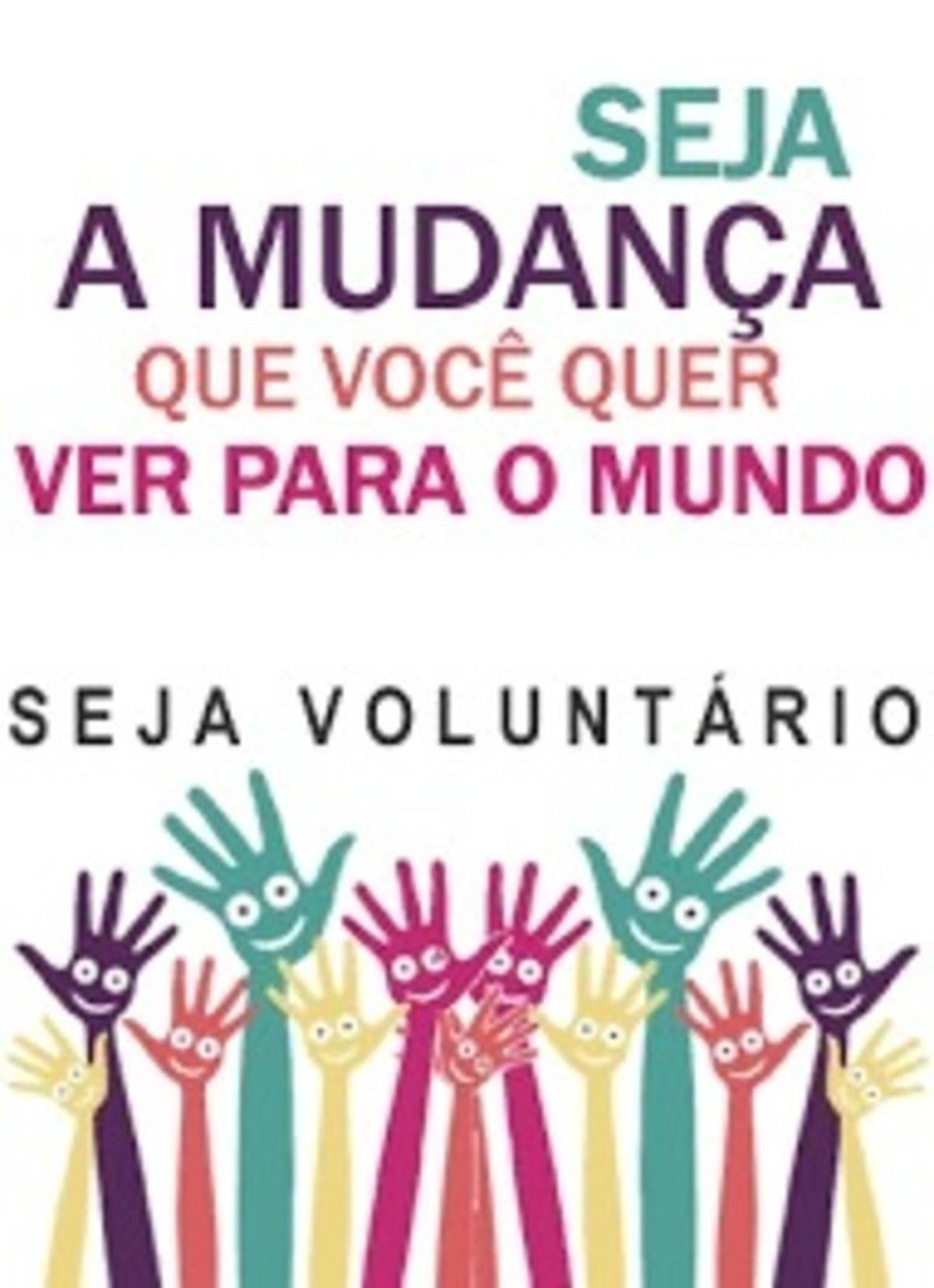Voluntários 😍