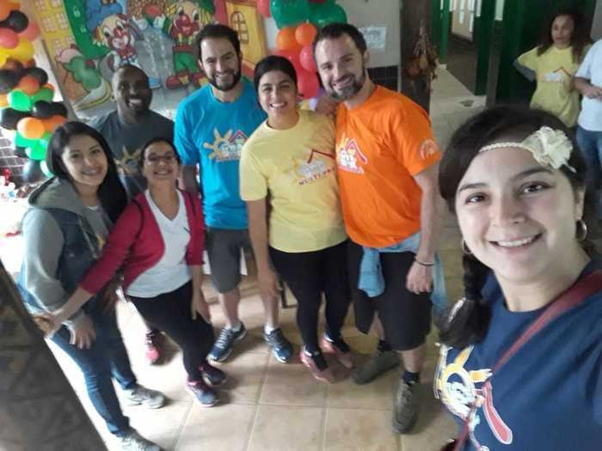 Dia das Crianças na Aldeia Krukutu - Parceria com a ONG Multi-Pró