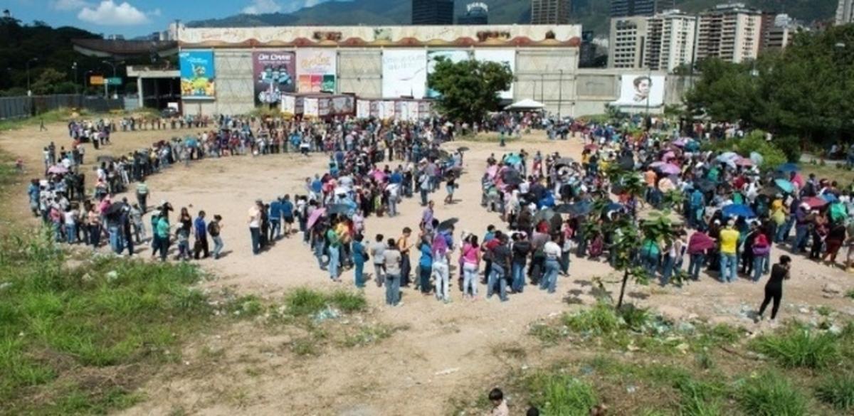 Ajuda aos refugiados Venezuelanos