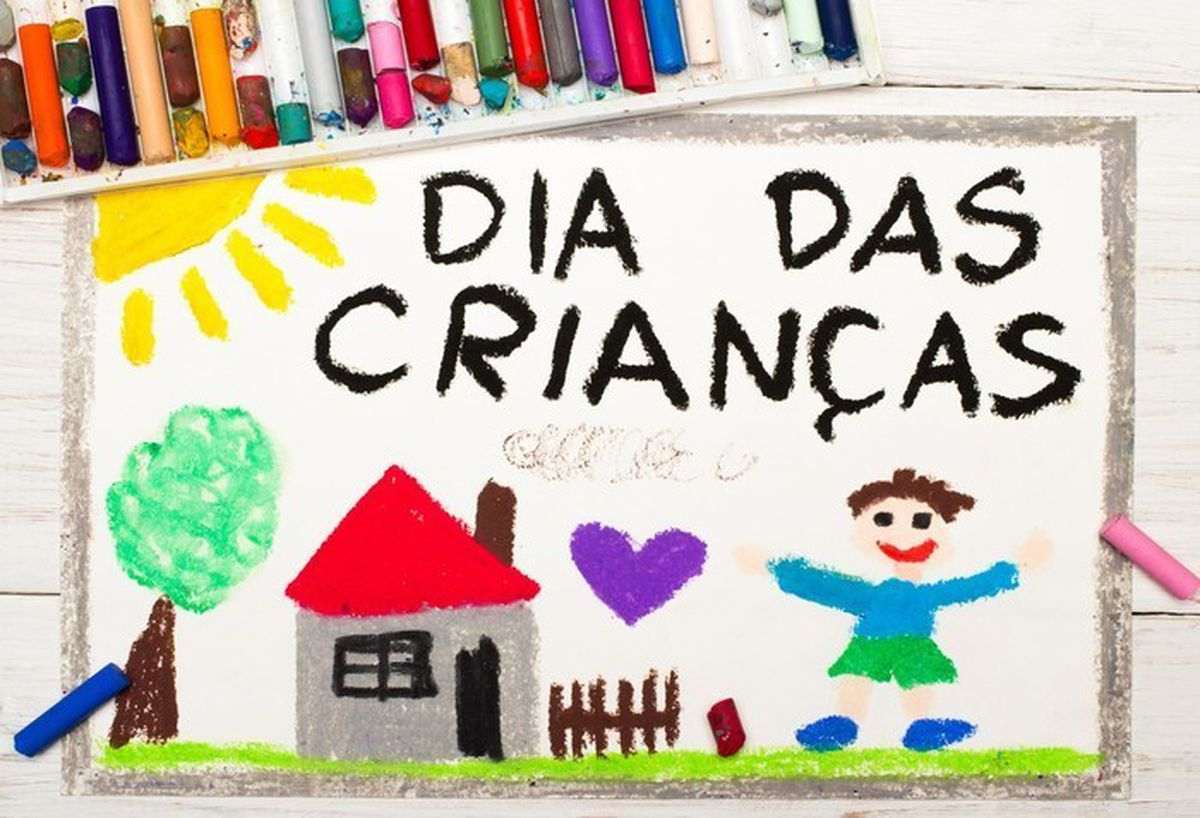 Ação Dia das Crianças - Lar Moisés