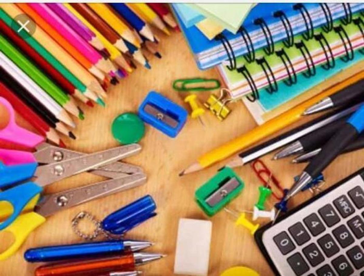 Materiais Escolares para Todos !