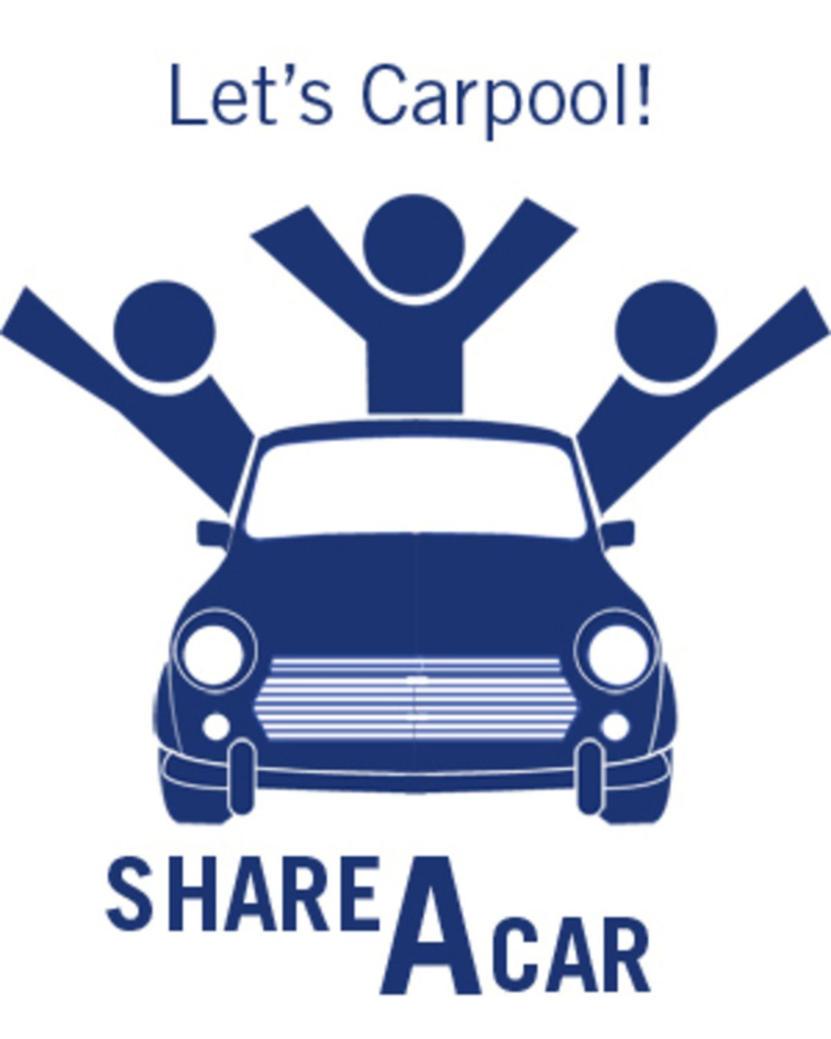 Let's Carpool! (Vamos de carona!)