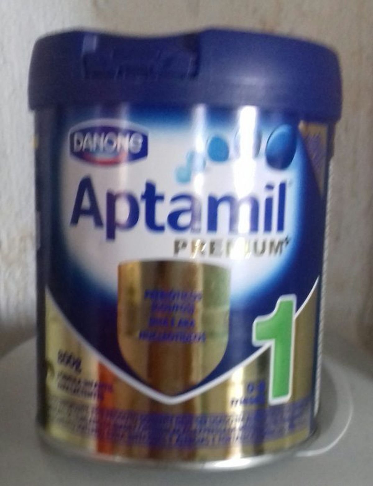 Doação de Leite Aptamil 1
