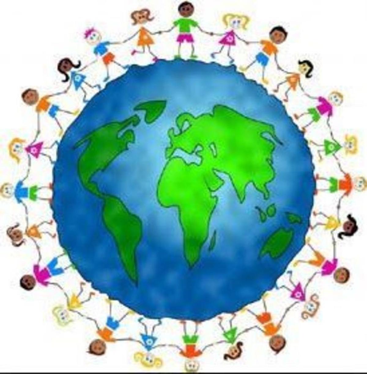 Dia da Criança - De Bem com o Meio Ambiente RGE