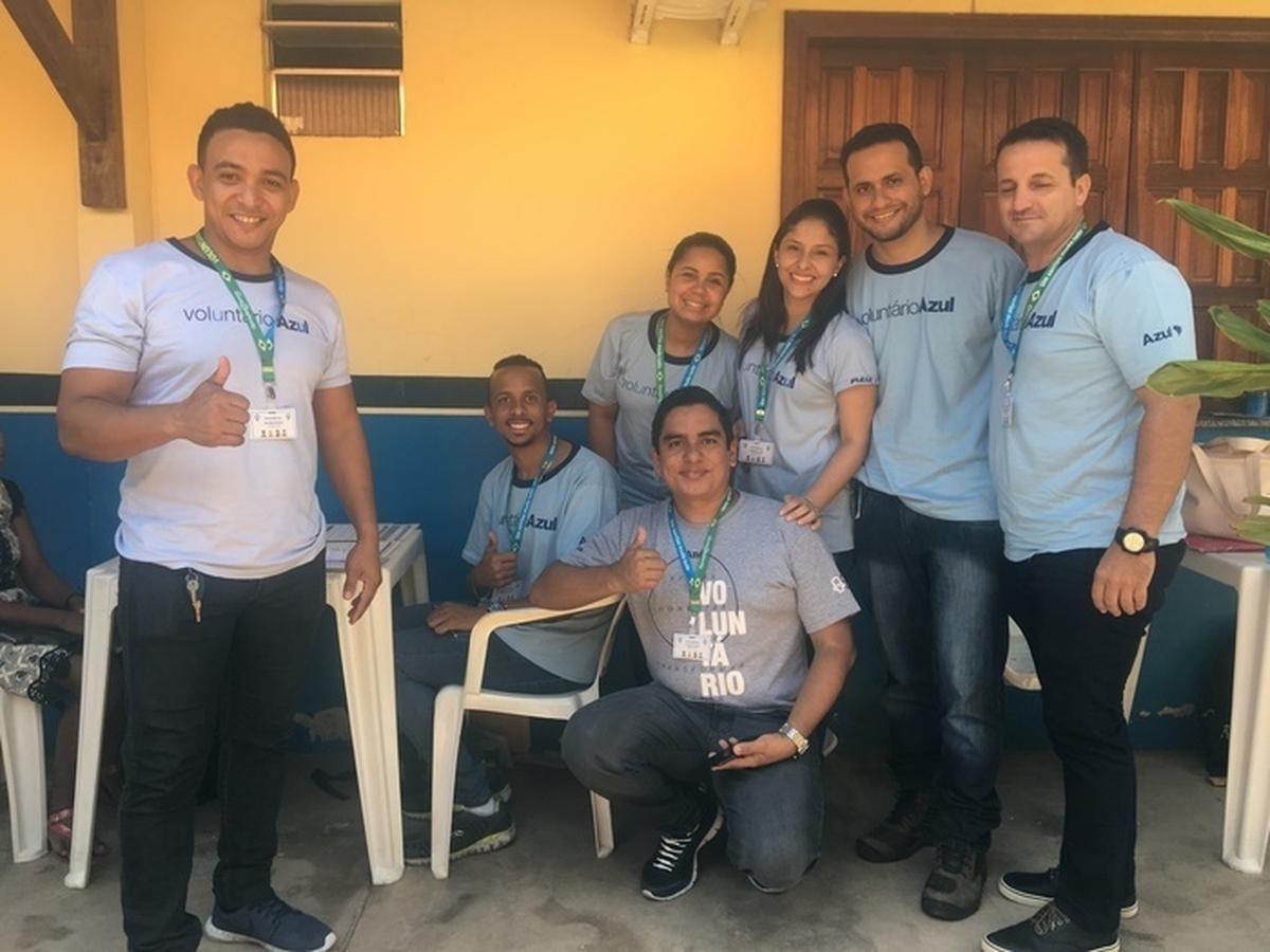 MISSÃO DA OPERAÇÃO SORRISO EM CARIRI/CE