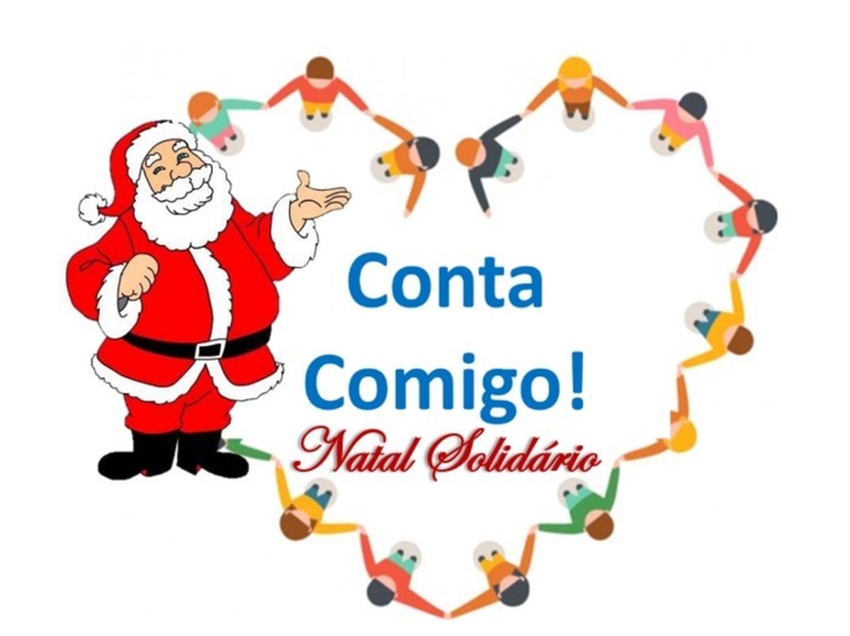 Natal Solidário - Equipe Conta Comigo