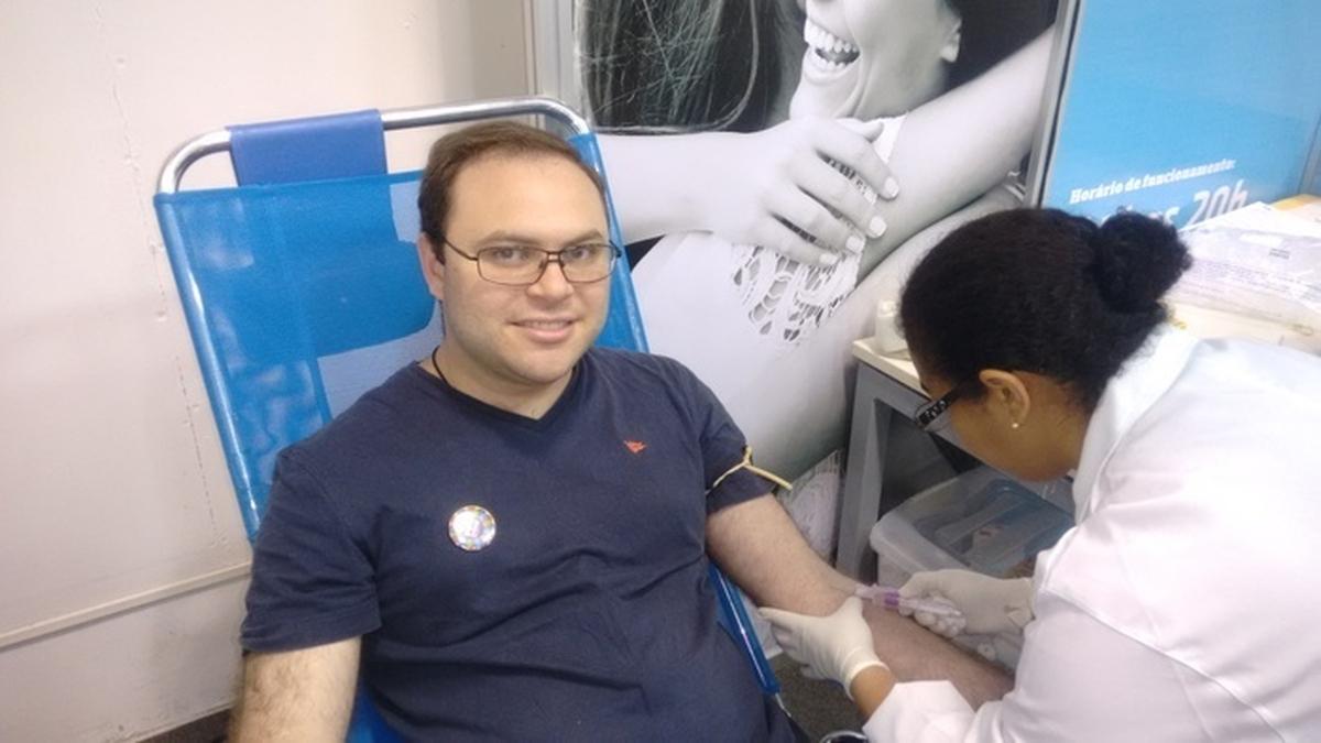 3º Campanha Nacional pela Doação Voluntária de Sangue