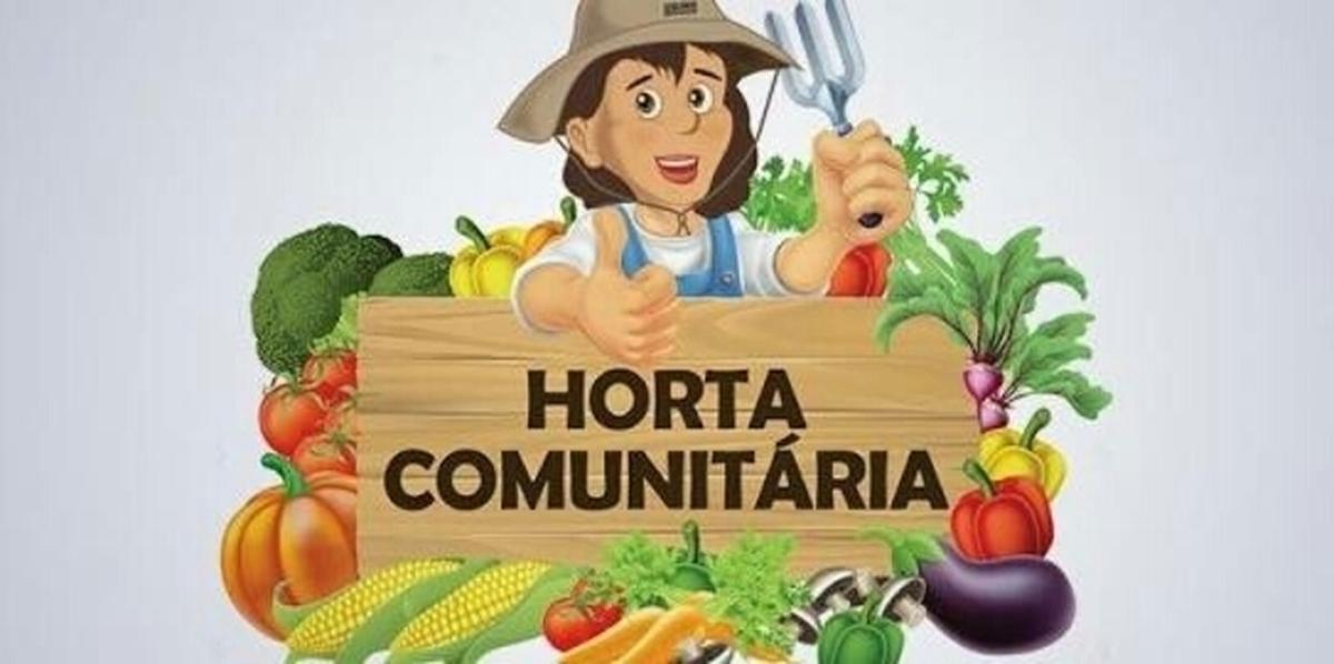 Horta Comunitária Asilo São Vicente de Paula