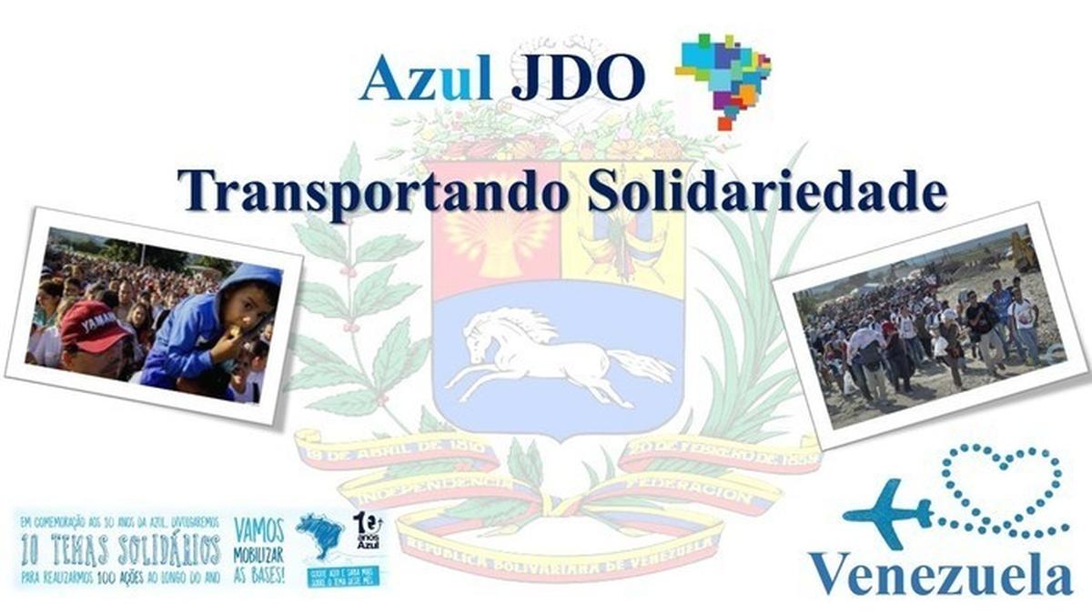 Transportando Solidariedade - Base JDO