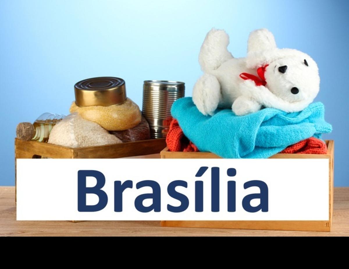 Consumo Colaborativo - Brasília