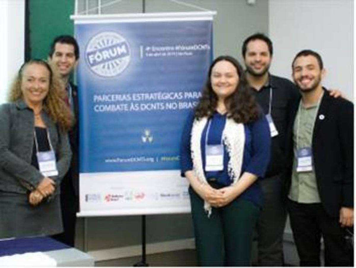 Public Health Institute realiza o 4º Encontro do Fórum Intersetorial para Combate às DCNTs no Brasil