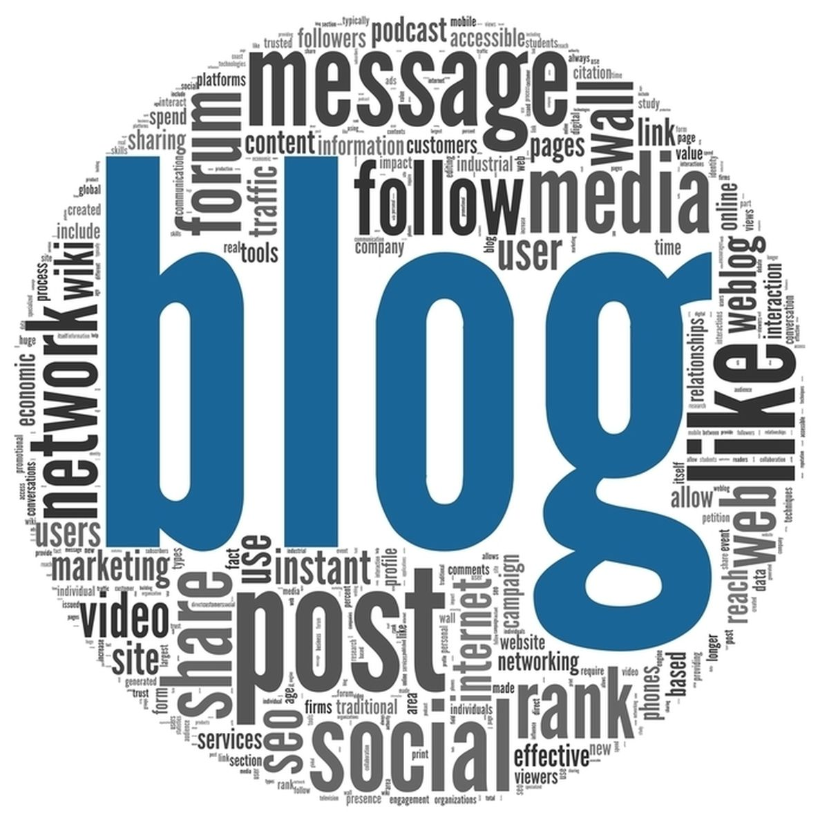 Voluntário blogueiro!