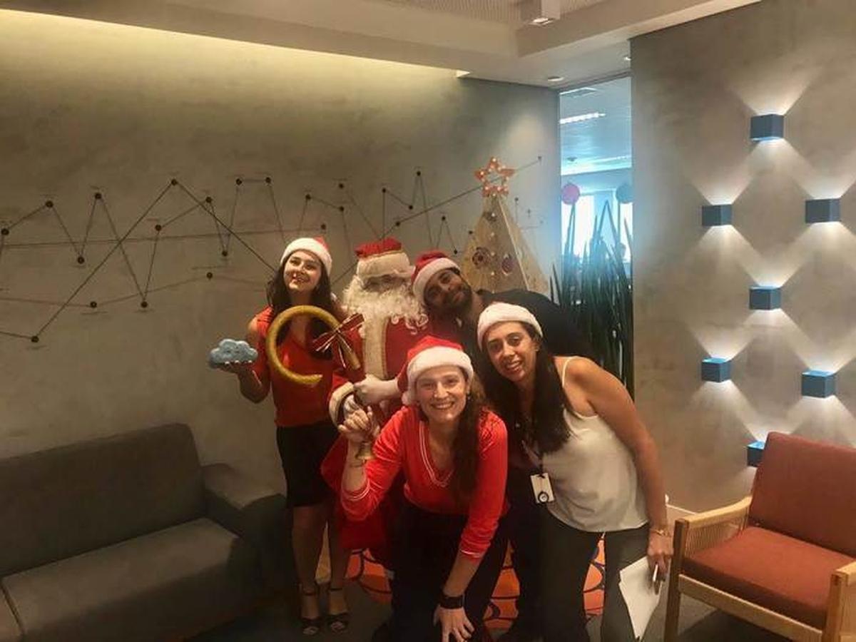 Ação de Natal 2018