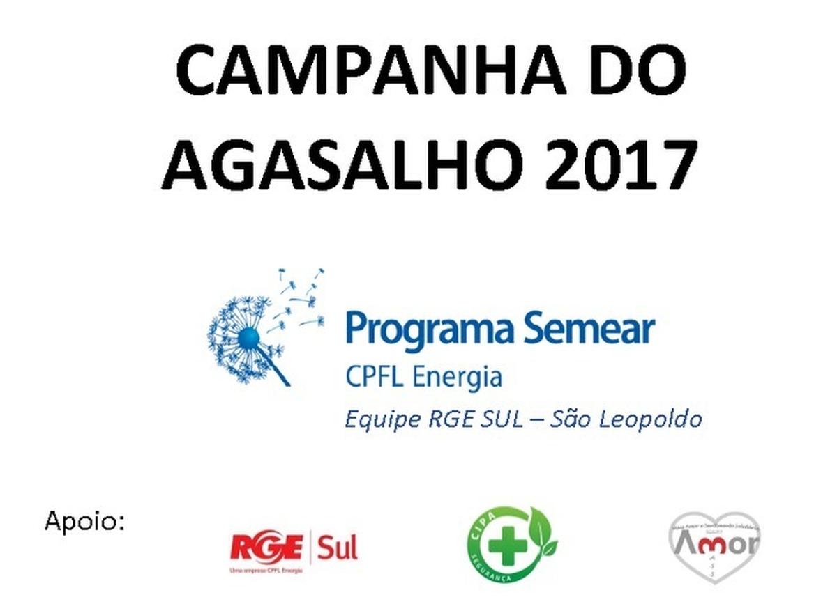 Campanha do Agasalho - 2017