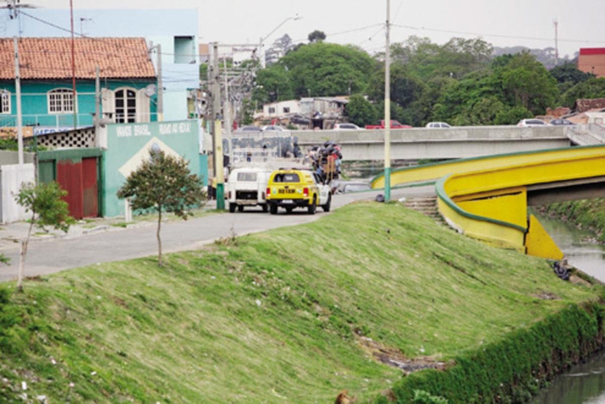 REVITALIZAÇÃO DE ESPAÇO PÚBLICO – CAMPUS DA INDÚSTRIA E VILA TORRES