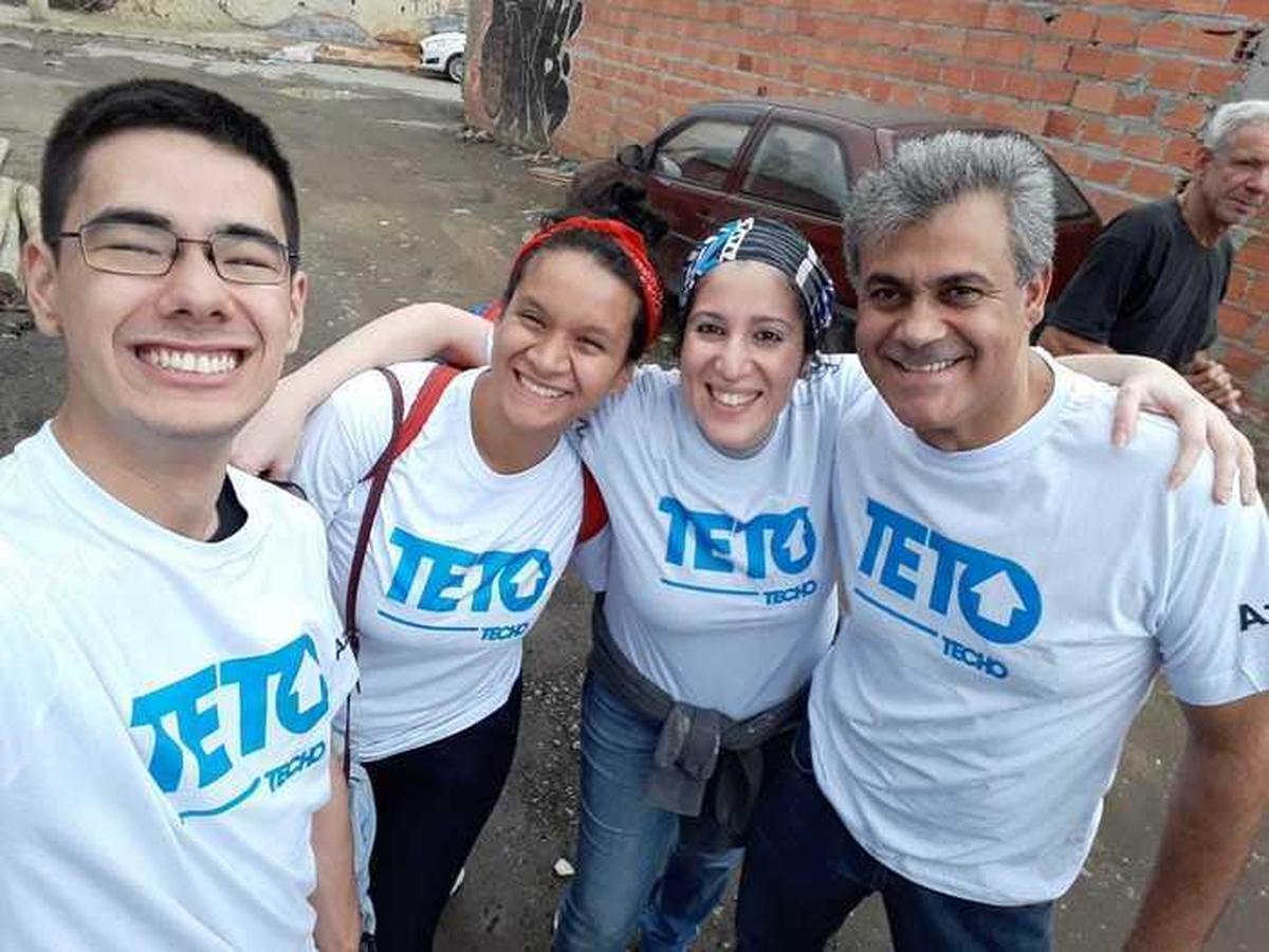 Missão Teto em Osasco/SP - Pintura de Casas
