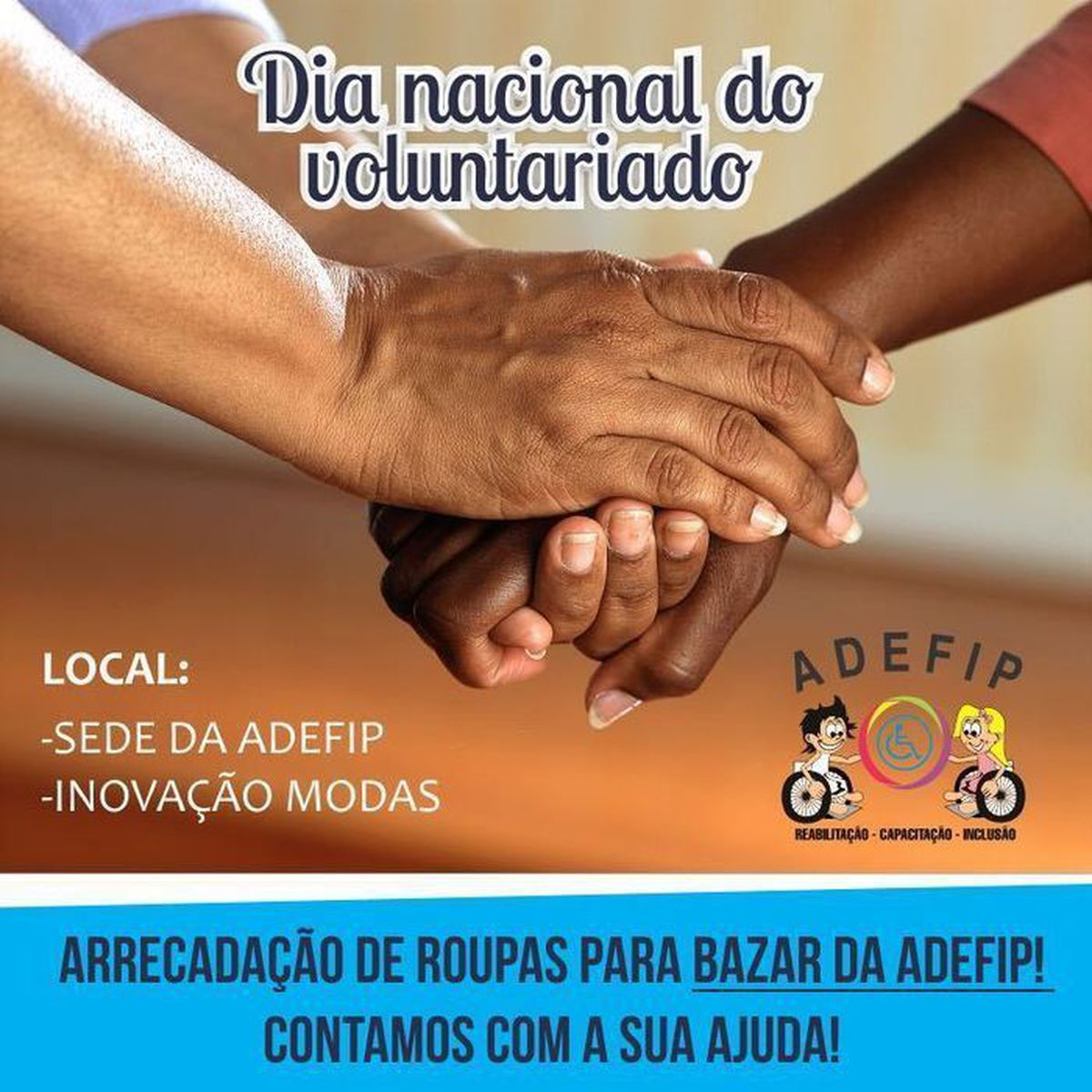 Juntos Somos Mais - Bazar Solidario