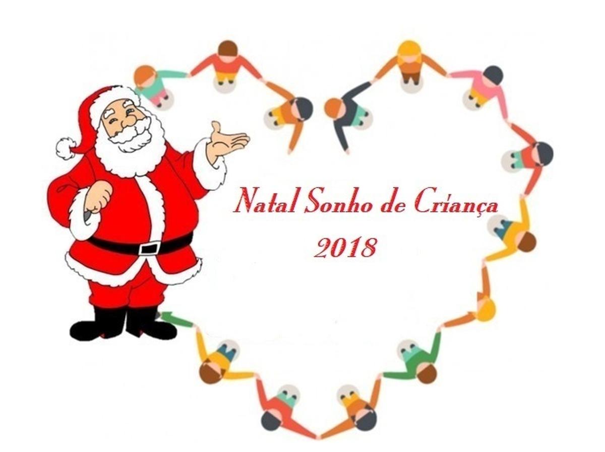 AÇÃO DE NATAL: Natal Sonho de Criança