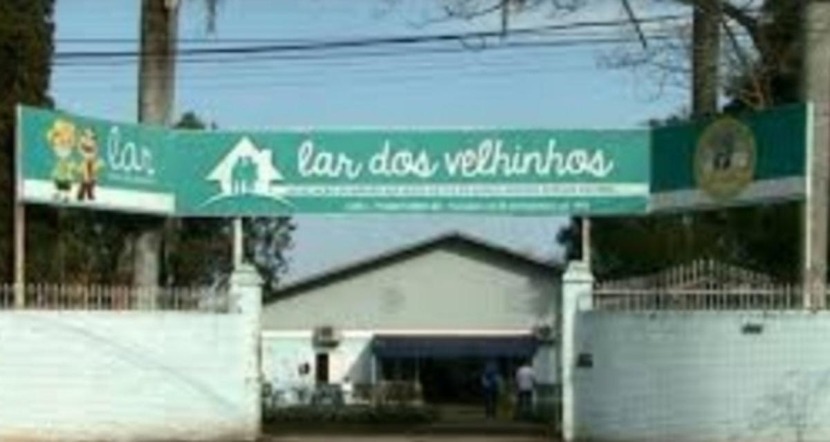 Ajuda ao Banco de alimentos do Lar dos Velhinhos de Foz do Iguaçu