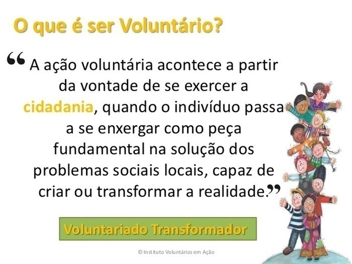 Rede de Voluntários