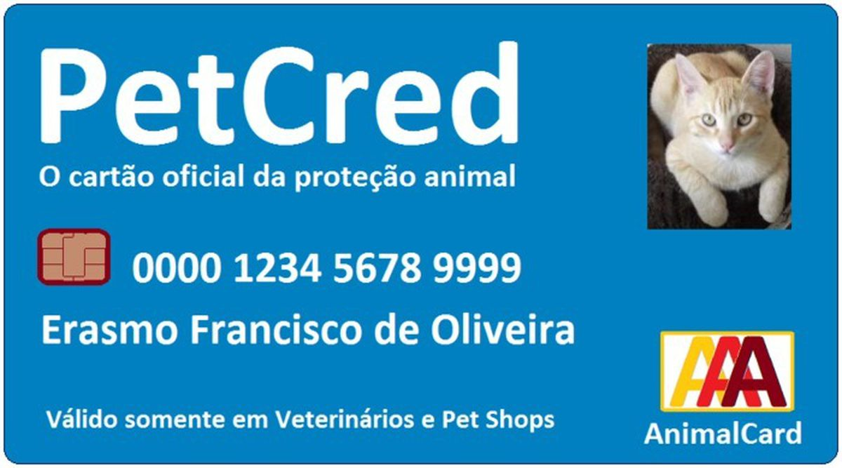 PetCred AnimalCard