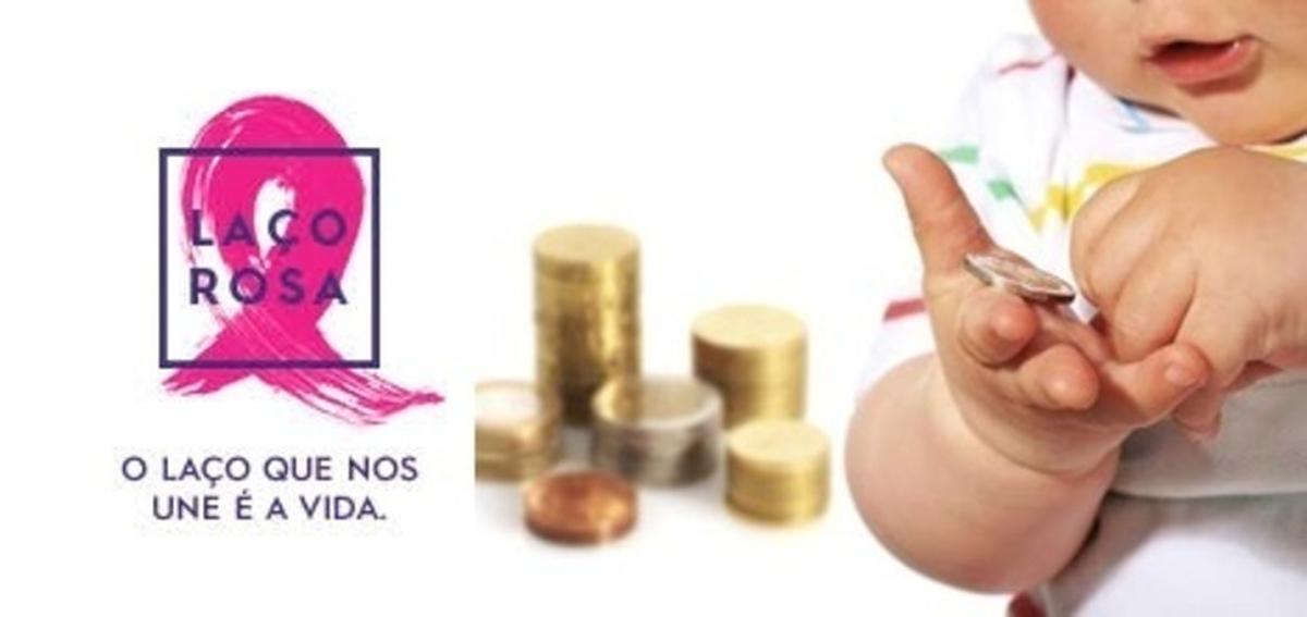 FUNDAÇÃO LAÇO ROSA - DOAÇÃO FINANCEIRA