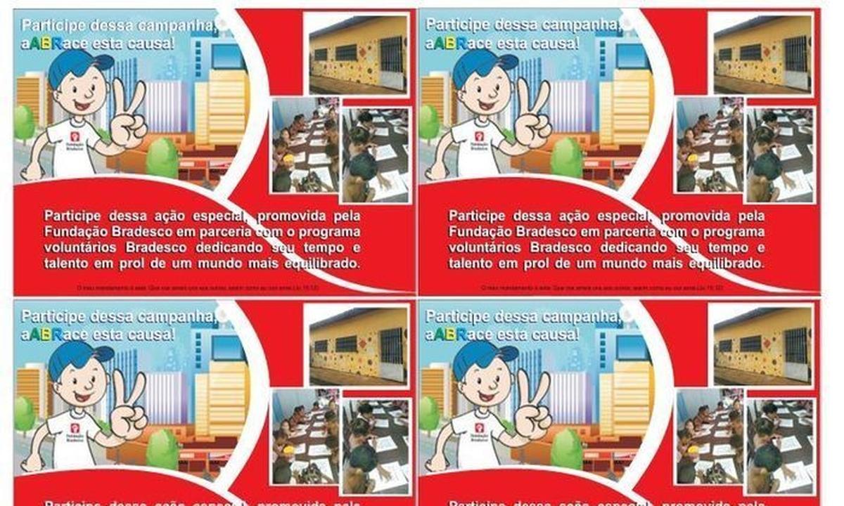 Agencia 0408 em ACAO na CRECHE ALEGRIA DE VIVER