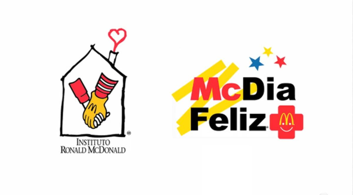 Instituto Ronald McDonald - Doação