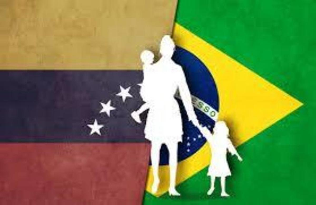 Uniazul - Juntos na causa dos Refugiados Venezuelanos